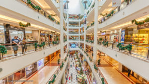shopping mall in kl